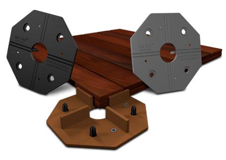Deck Tile Connectors Hardwood Deck Tile Connectors