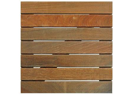 WiseTile® Hardwood Deck Tiles Modular Hardwood Deck Tile System