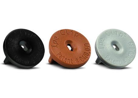 "Standard ""Round"" Ipe Clip® Hidden Deck Fasteners"